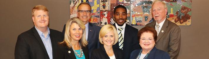 2017-2018 School Board Members