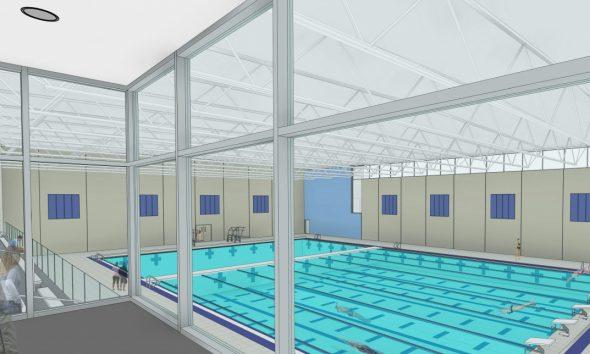 News pool interior rendering 2